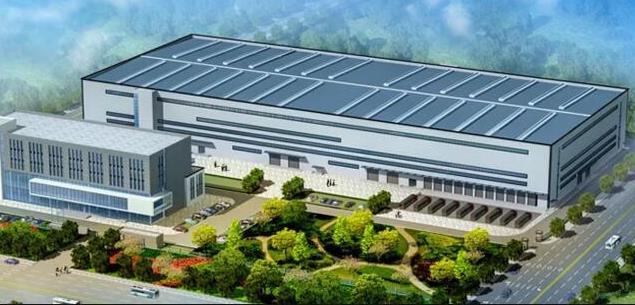 欧米亚厂区环境展示