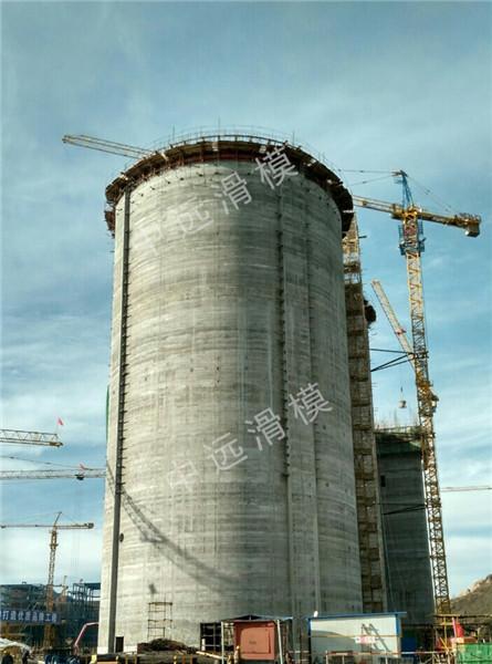 河南煤仓滑模施工