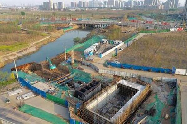 中冶京诚中标河北邯郸滏水左岸设计项目