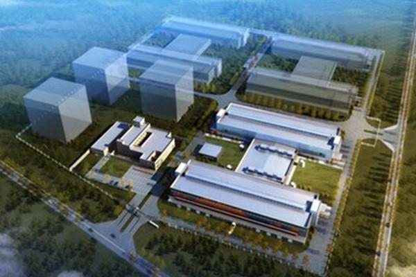 阿里巴巴云计算中心二期项目开工
