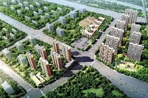上海宝冶中标郑州惠济长兴社区2#、3#地块项目