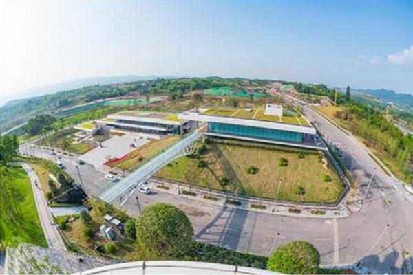 中冶建工中标重庆协同创新区标准厂房项目