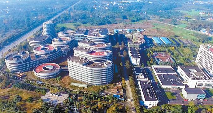 中国五冶中标成都健康医学中心科创空间工程