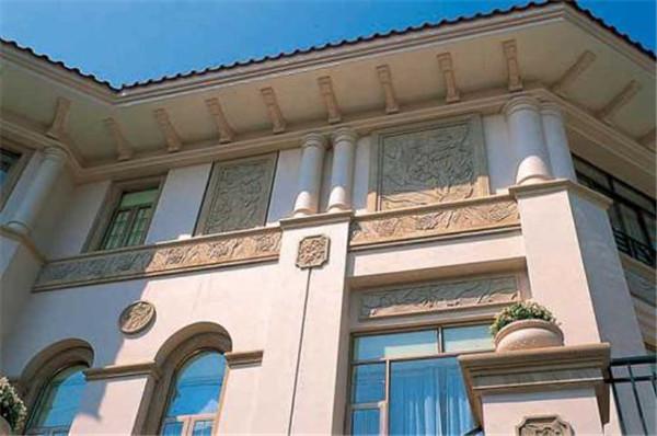 河南GRC欧式构件在建筑中的作用你知道吗?这三点赶紧了解