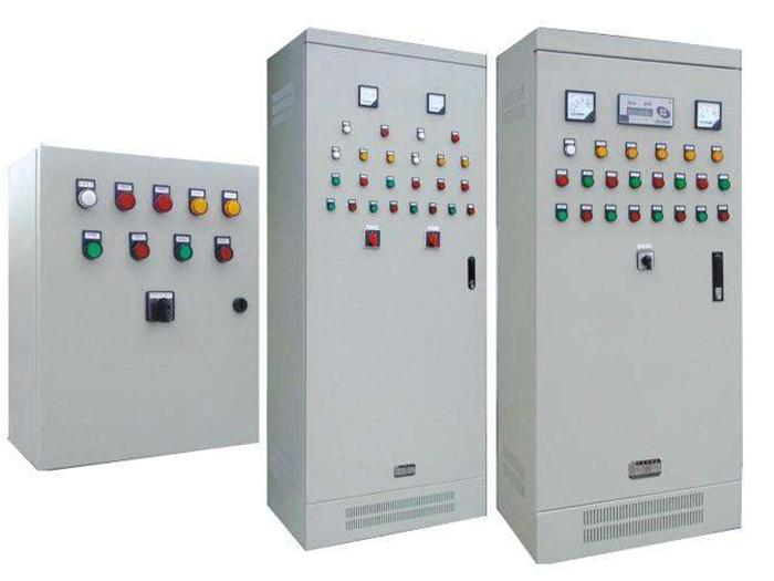 石嘴山某大型碳素制造企业安装变频控制柜