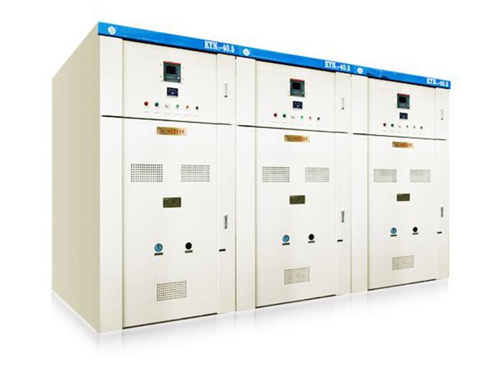 KYN61-40.5(M)铠装移开式交流金属封闭开关设备