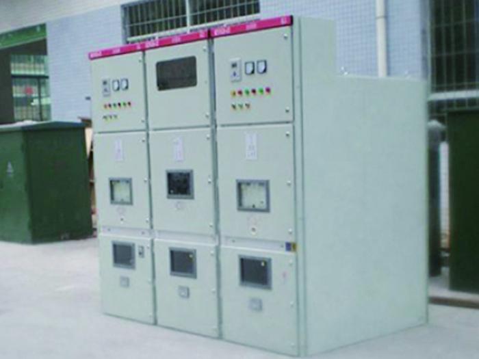 太沙工业园区安装KYN28A-12(M)型户内铠装移开式开关柜