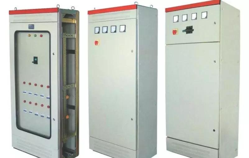 高低压配电柜照片
