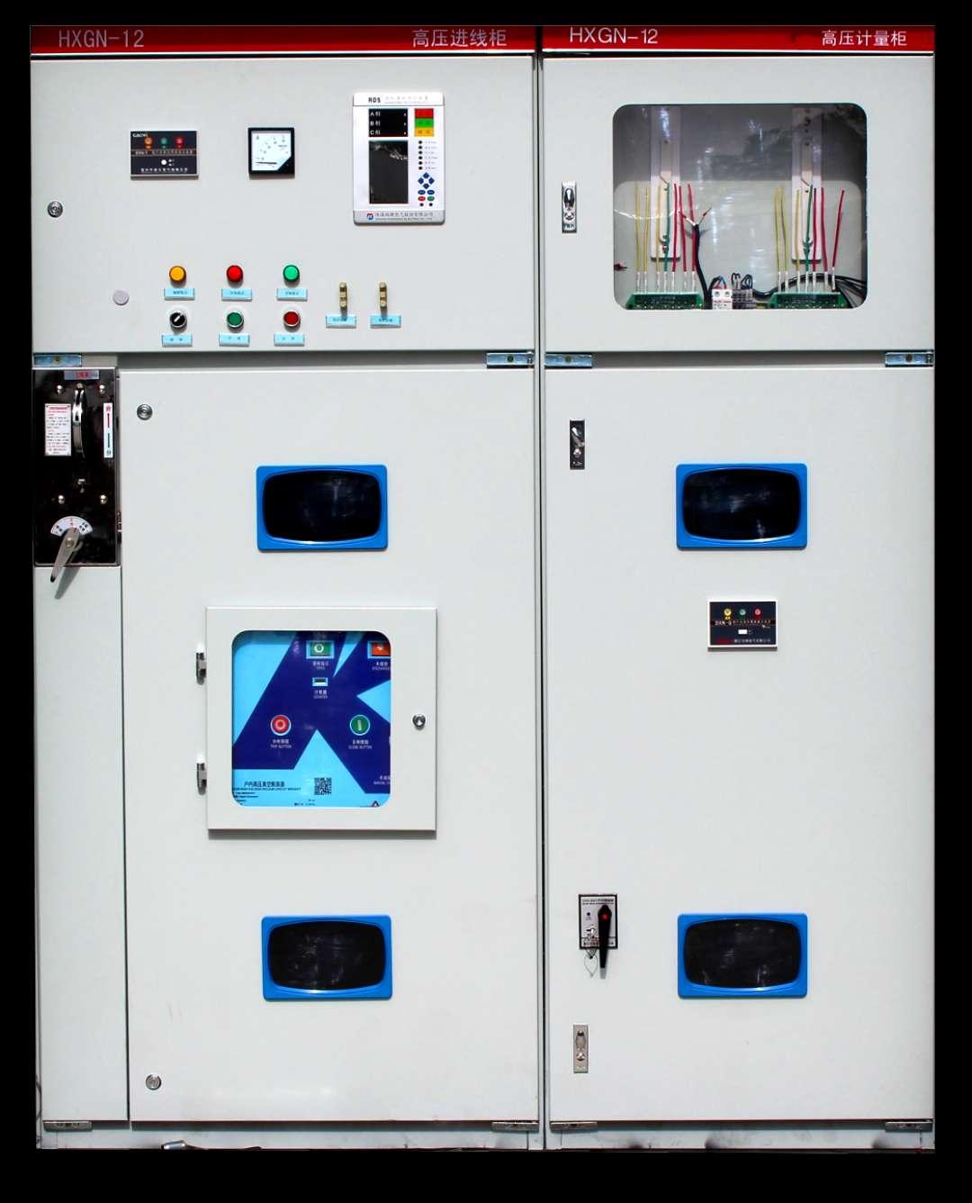 HXGN_12 高压进线柜