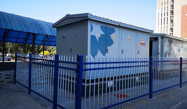 箱式变电站为企业安全用电做保障