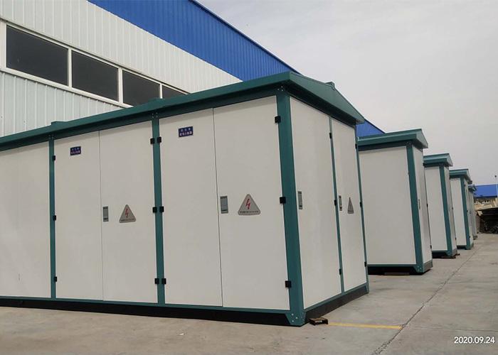 银川箱式变电站的绝缘保护和防火要求。