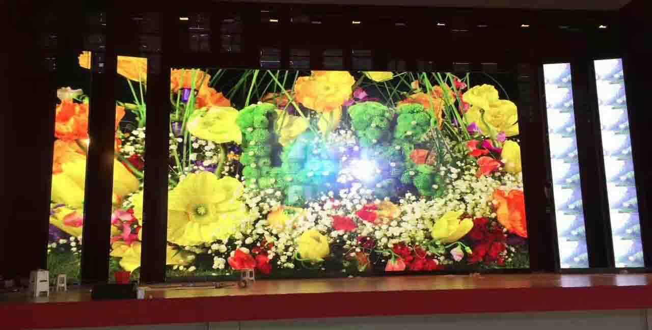 全彩LED电子屏案例
