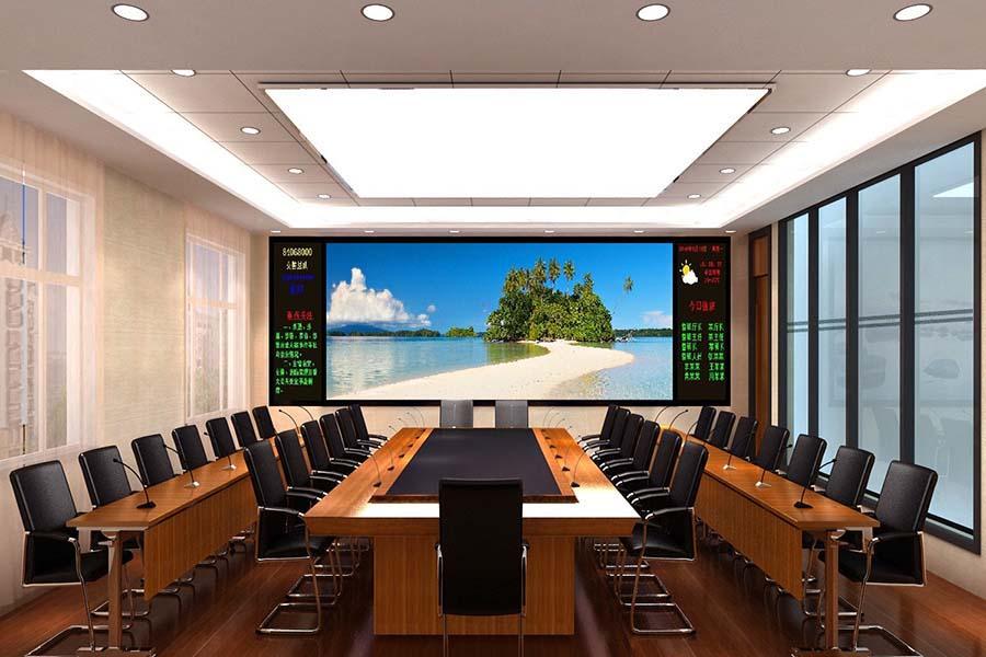 绵阳会议屏安装