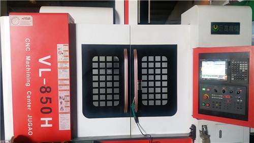 海佳达盛机械加工设备展示
