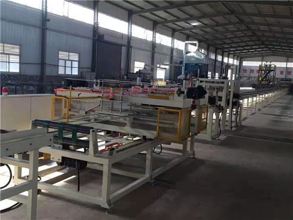 河南EPS线条工厂实景
