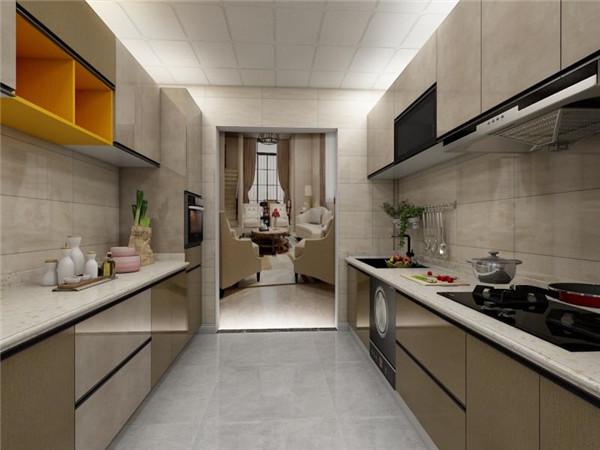 内蒙古开瑞家具设计的厨房
