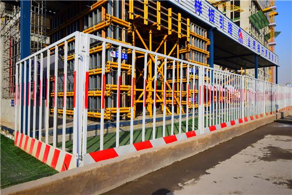 陕西施工临边防护栏
