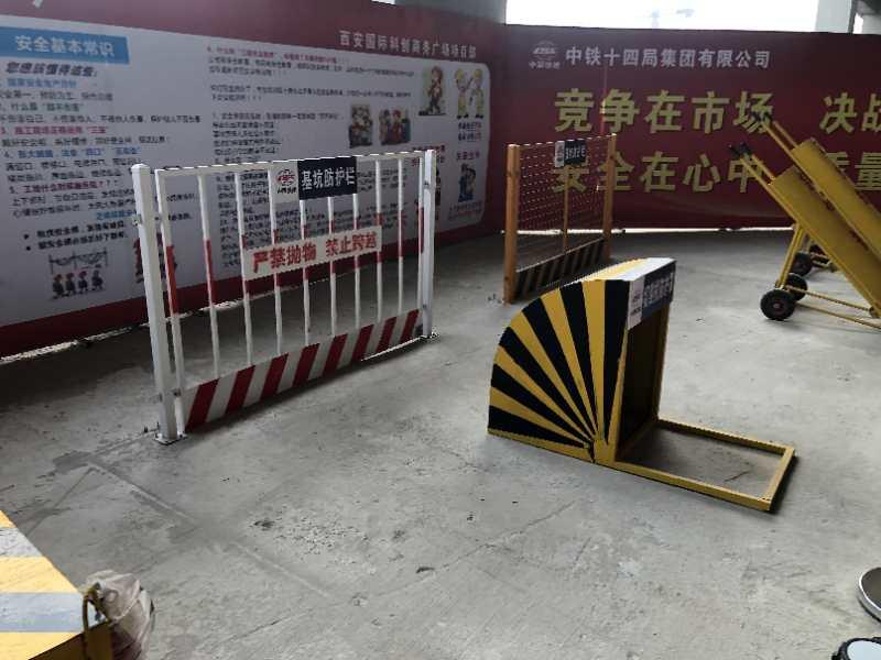 建筑基坑防护网安装