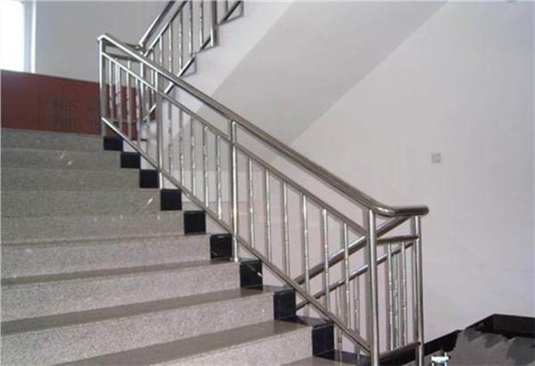 陕西不锈钢楼梯防护栏杆