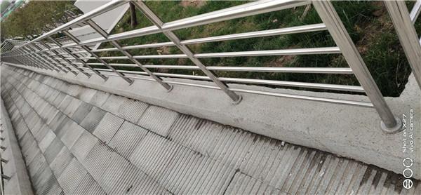 陕西防护栏杆施工