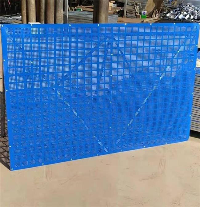 爬架防护网片使用中需要注意哪些问题