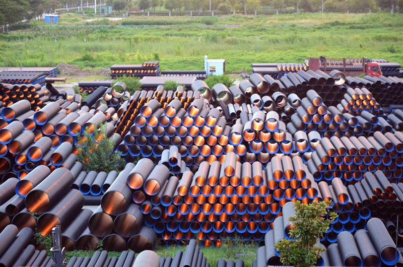 钢带螺旋波纹管生产基地