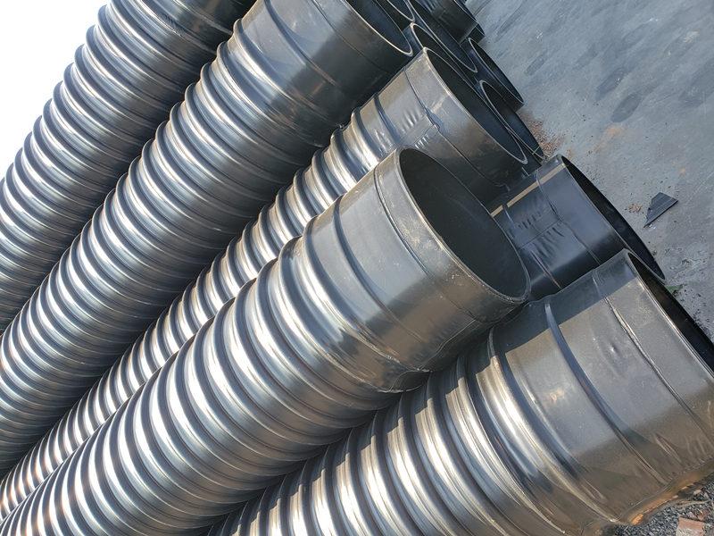 西安钢带螺旋波纹管生产