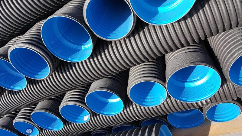 天通久盛管业教大家如何来鉴定HDPE双壁波纹管的质量