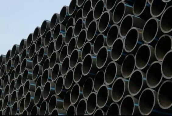 聚乙烯给水管材生产