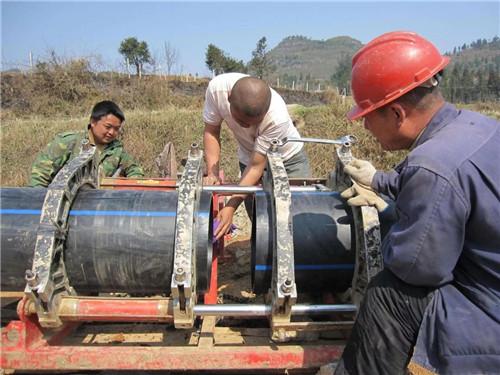 聚乙烯管材安装注意事项!