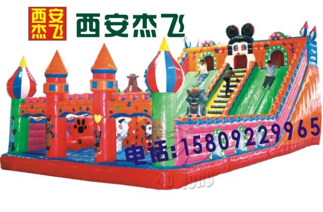 米老鼠大滑梯
