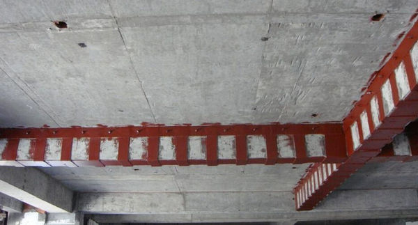 结构胶—粘钢案例展示