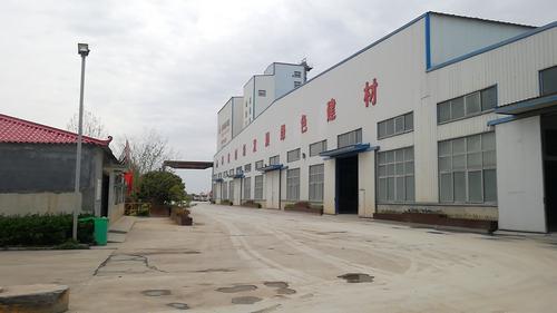 河南灌浆料厂房展示