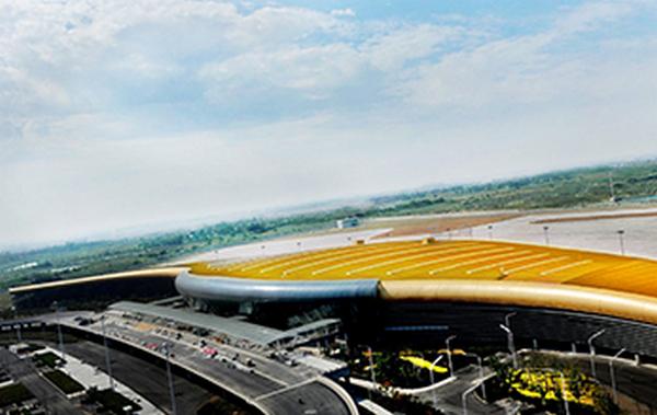 灌浆料应用领域——民航机场