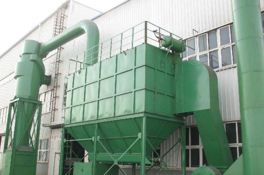 陕西省富县安喆煤矿废气除尘工程案例