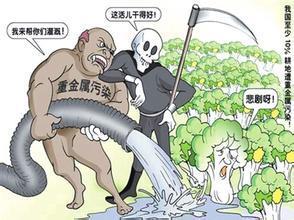农村环境污染