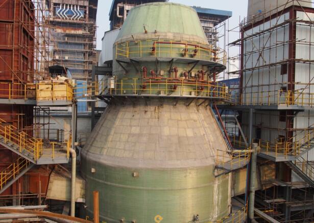 兗礦國宏化工公司鍋爐煙氣脫硫脫硝除塵工程