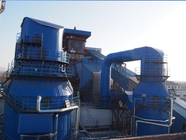 山東泗水圣源熱電有限公司脫硫脫硝除塵