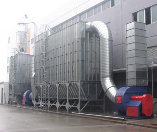 浅谈四川废气处理的设计安装原则