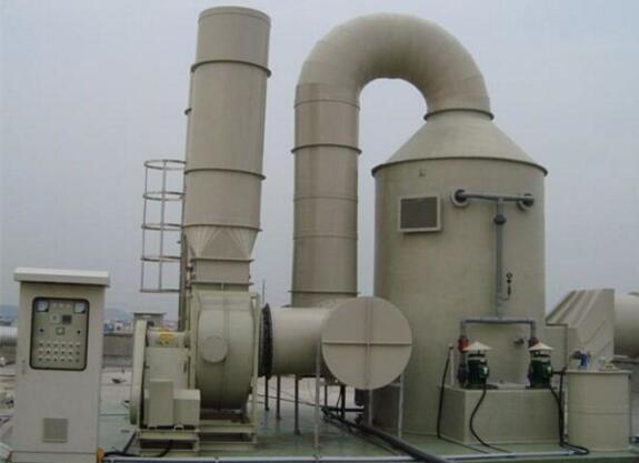 四川废气处理设备对于润滑装置的要求