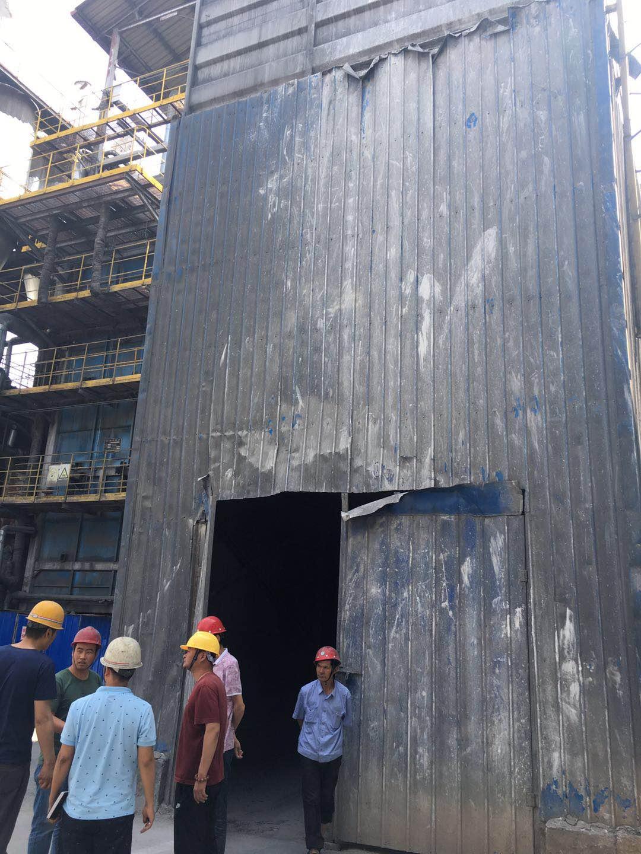 陜煤集團神木電化發展有限公司#4、#5電石爐配套出爐除塵器改造項目