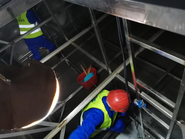 武汉生活水箱清洗的方法技巧