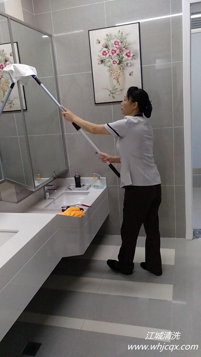 家庭保洁清洁妙招之地面瓷砖清洁方法