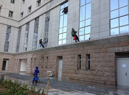 武汉外墙清洗