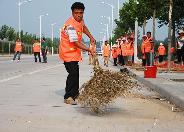景德镇道路清扫