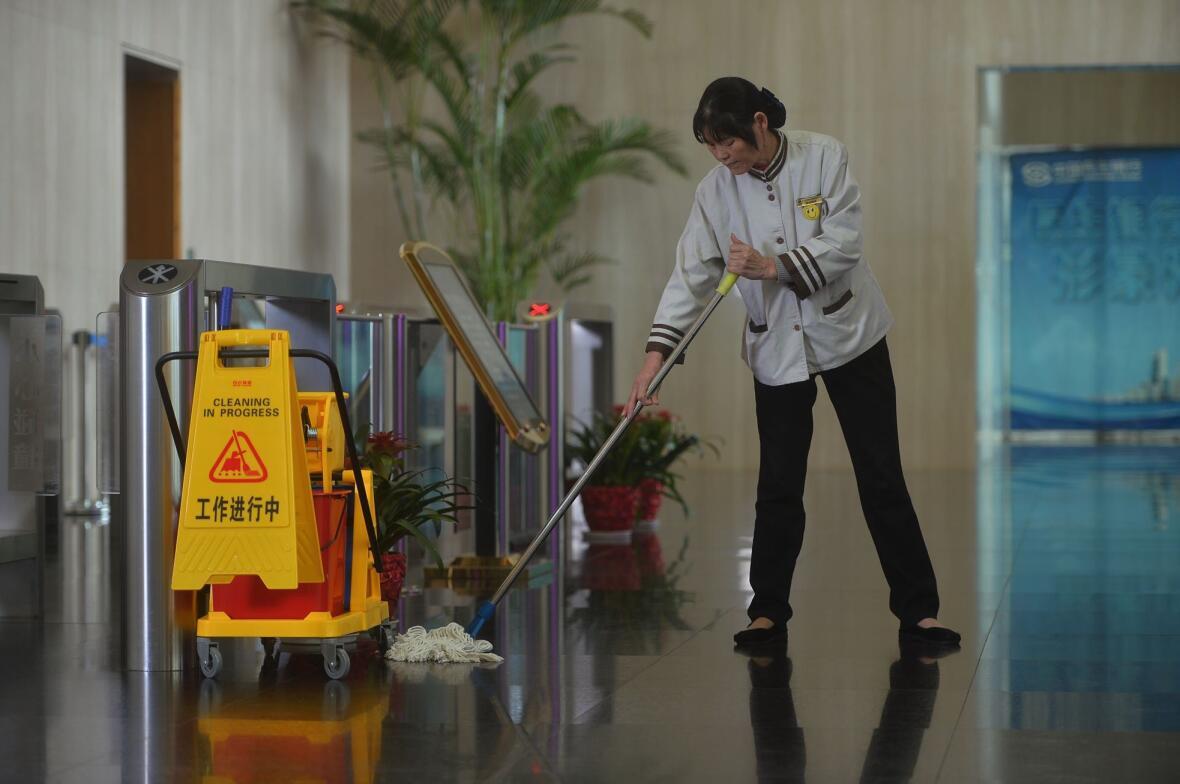 武汉写字楼日常保洁