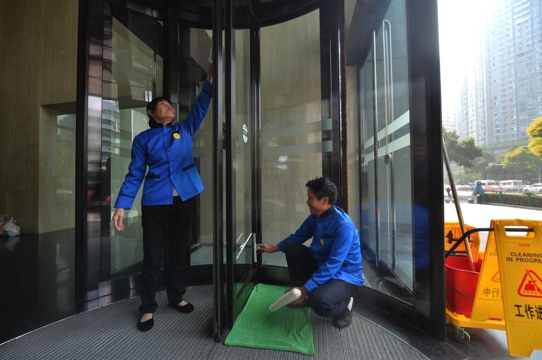 武汉外墙清洗公司