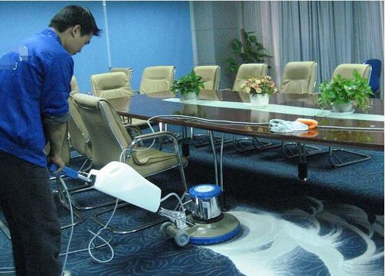 武汉地毯日常保洁
