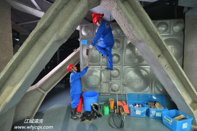 武汉水箱清洗公司