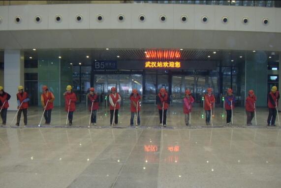 武汉江城日常保洁公司